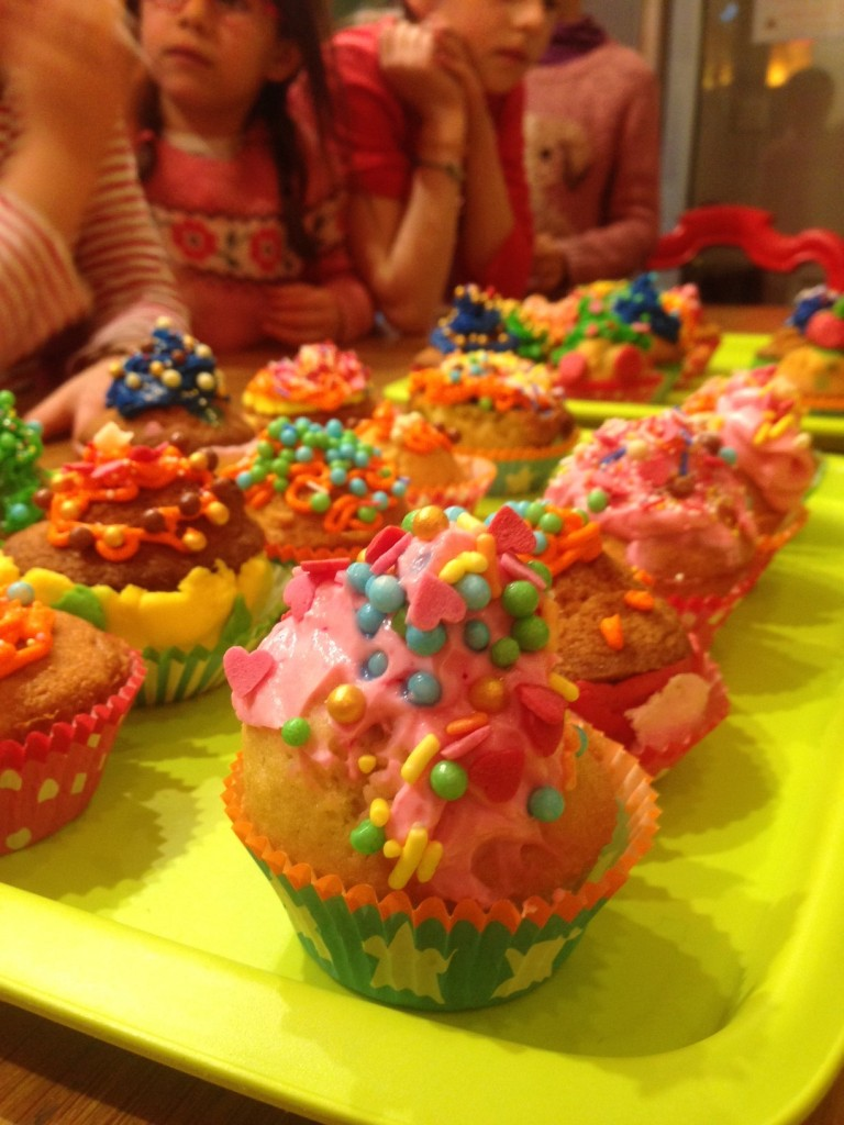 atelier cup cake enfant montreuil carnaval