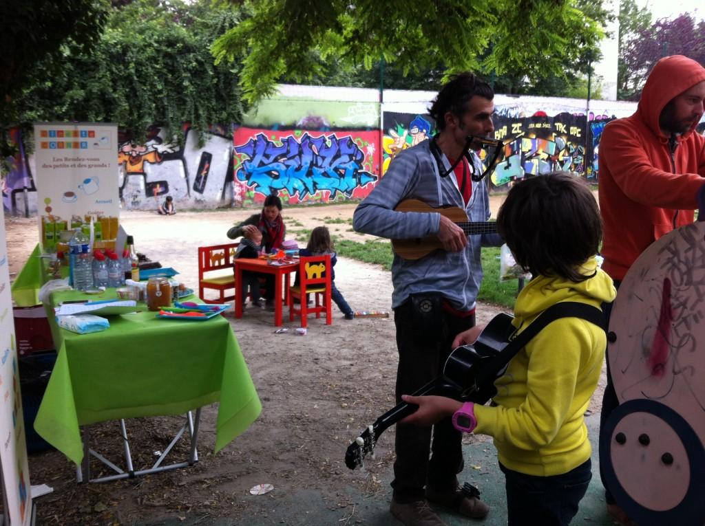 atelier enfant musique gokko