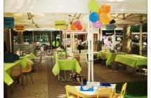 Dinette corner